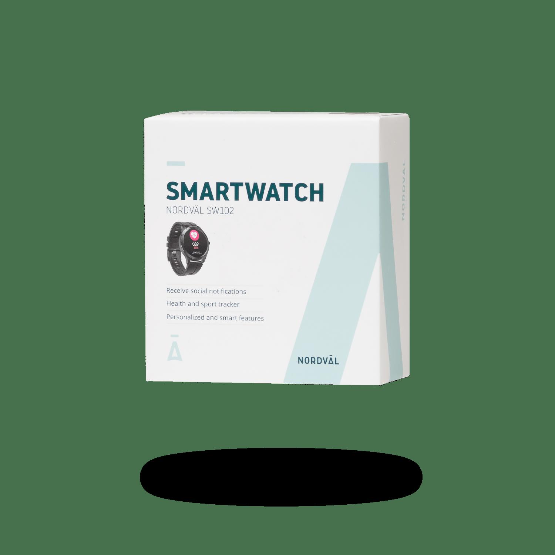 SW102G Smartwatch - grijs
